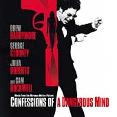 Original Soundtrack: Confessions of a Dangerous Mind