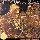 Art Tatum: Live 1945-1949, Vol. 3