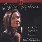 J.S. Bach: Toccata and Fugue, etc / Sefika Kutluer, et al