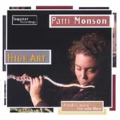 Chamber Music for Solo Flute / Patti Monson