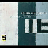 Echo 20/21  American Contemporaries / Emerson String Quartet
