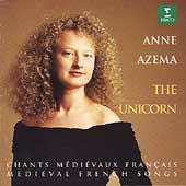 Anne Azema - The Unicorn - Medieval French Songs