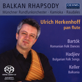 Balkan Rhapsody / Herkenhoff, Kamioka, Raudales, et al