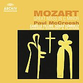 Mozart: Mass In C Minor / McCreesh, Gabrieli Consort