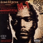 M-1 (Dead Prez): Dead Prez Presents... Confidential [PA]