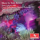 Music by York Bowen / Lederer, Czech PO