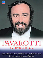 Luciano Pavarotti / The DVD Collection [3 DVD]