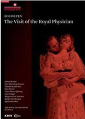 Holten: The Visit of the Royal Physician / Reuter, Jansson, Holten [DVD]