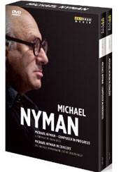 Michael Nyman: Composer in Progress & In Concert [2 DVD]