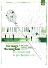 Roger Norrington in Rehearsal & Performance - Mozart: Symphony No. 39 Stuttgart Radio SO