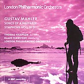 Mahler: Songs of a Wayfarer, Symphony no 1 / Tennstedt, LPO