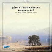 Kalliwoda: Symphonies 5 & 7, etc / Spering, Neue Orchester