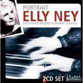 Elly Ney- Portrait