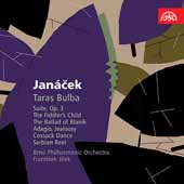 Jan&#225;cek: Orchestral Works Vol 2 / Jilek, Brno State Phil