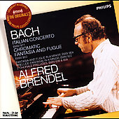 Originals - Bach: Italian Concerto, et al / Alfred Brendel