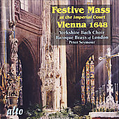 Festal Mass at the Imperial Court of Vienna 1648 / Seymour