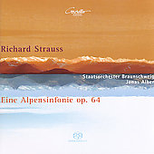 Strauss: Eine Alpensinfonie / Alber, et al