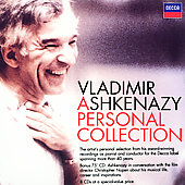 Vladimir Ashkenazy - Personal Collection