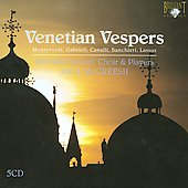 Venetian Vespers / Paul McCreesh, Gabrieli Consort, et al