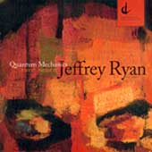 Ryan: Quantum Mechanics, 3 Solos [CD+DVD] / R. Murray Schafer