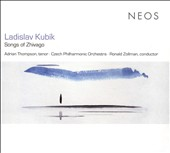 Ladislav Kubík: Songs of Zhivago [Hybrid SACD]