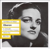 Weber: Oberon