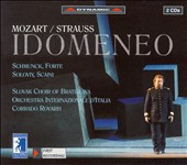 Mozart/Strauss: Idomeneo