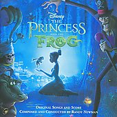 Randy Newman: The Princess and the Frog [Original Songs and Score]