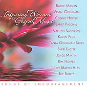 Various Artists: Inspiring Women of Gospel Music: Songs of Encouragement
