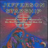 Jefferson Starship: Performing Jefferson Airplane: Woodstock