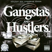 Various Artists: Gangstas and Hustlers [PA]