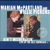 Marian McPartland: Ain't Misbehavin': Live at the Jazz Showcase