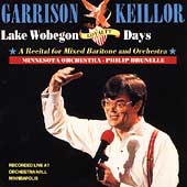 Garrison Keillor: Lake Wobegon Loyalty Days