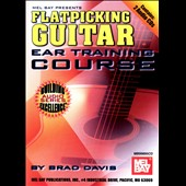 Brad Davis (Blues Guitar): Flatpicking Guitar Ear Training Course *