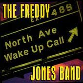 The Freddy Jones Band: North Avenue Wake Up Call