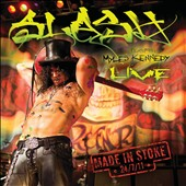Slash: Made in Stoke 24/7/11 [Deluxe Edition 2CD/1DVD] [Digipak]