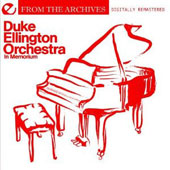 Duke Ellington: In Memorium: From the Archives