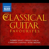 Classical Guitar Favourites: works by Sor, Aguado, Tarrega / Camerata Cassovia