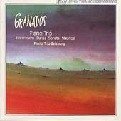 Granados: Piano Trio, Intermezzo, etc / Piano Trio Salzburg