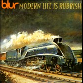 Blur: Modern Life Is Rubbish [Bonus CD] [Bonus Tracks] [Digipak]