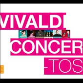 Vivaldi: Concertos / Rolf Lislevand, lute; Christophe Coin, cello. Concerto Italiano; Il Giardino Armonico et al. [6 CDs]