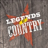 Various Artists: Legends of Country [Box]