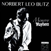 Norbert Leo Butz: Memory & Mayhem: Live At 54 Below