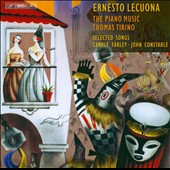 Ernesto Lecuona: The Piano Music; Selected Songs / Carole Farley, soprano, John Constable, piano, Polish National RSO, Michael Bartos [6 CDs]