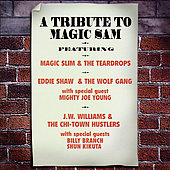 Various Artists: Tribute to Magic Sam