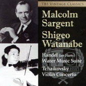 Vintage Classics 6: Malcolm Sargent's First Concert in Japan [Remastered]