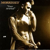 Morrissey: Your Arsenal [CD/DVD] [Slipcase]
