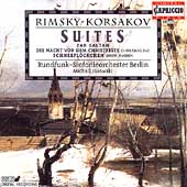 Rimsky-Korsakov: Suites / Jurowski, Berlin RSO