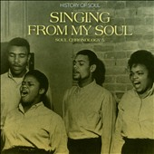 Various Artists: Singing from My Soul: Soul Chronology, Vol. 5