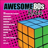 Various Artists: Awesome 80s Hits: 15 Original Hits of the 80s [9/16]